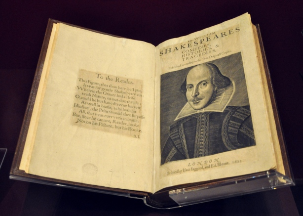 First_Folio_VA