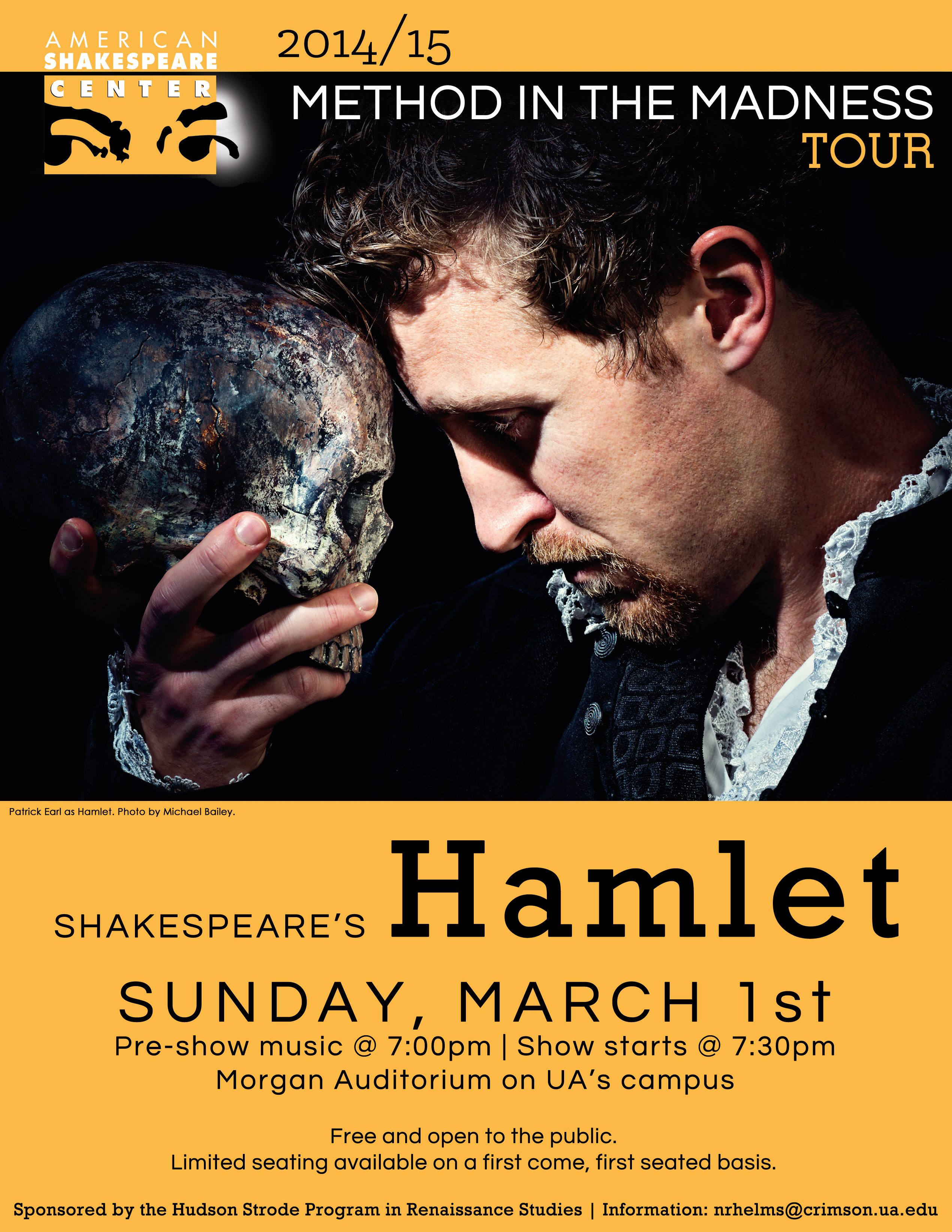 the madness of shakespeares hamlet