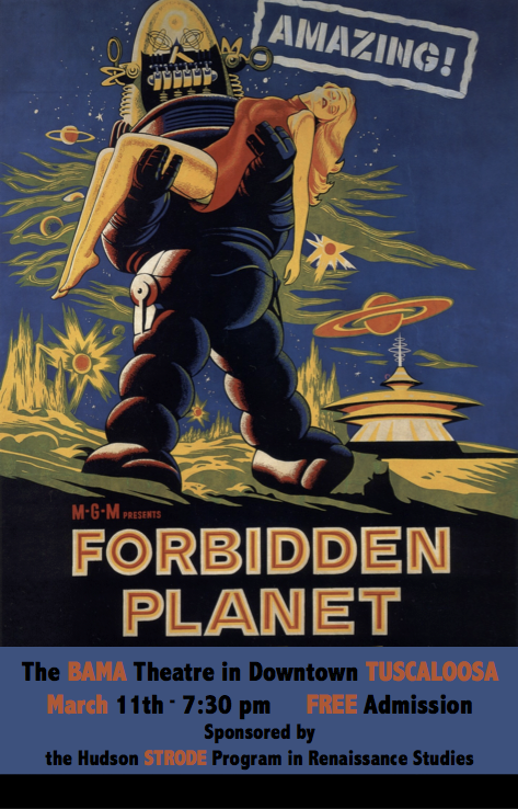 Forbidden Planet copy