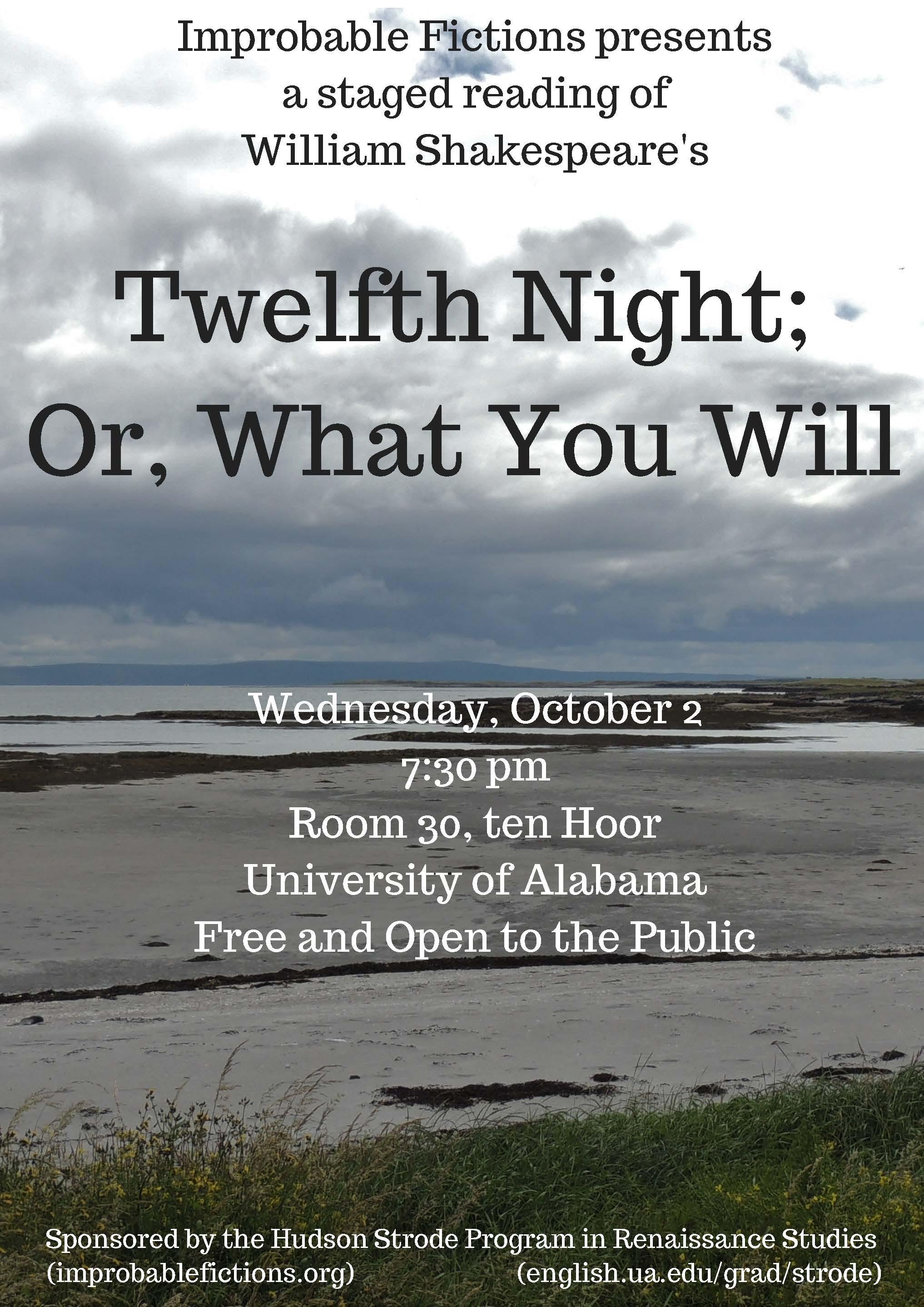 12 Night poster